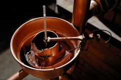 Distillation charentaise