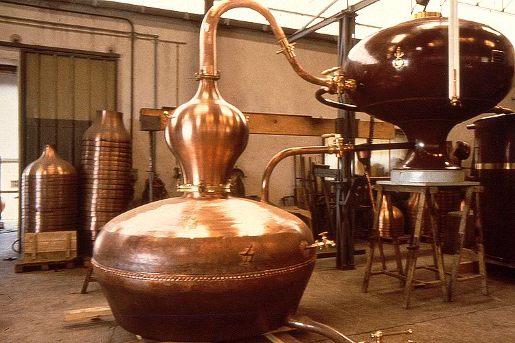 Image result for charente pot stills
